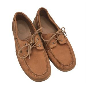 Sperry Top-Sider Women's Intrepid Leather Boat